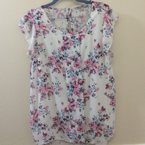 25c8ae8b61115 Anthropologie Tops - Anthropology by Elena Baldi